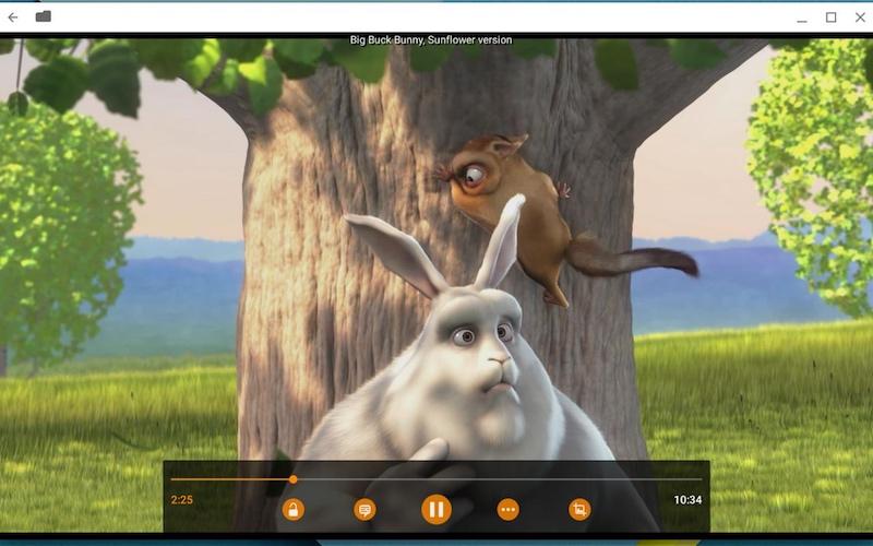Google's Chrome OS Finally Gets VLC Media Player