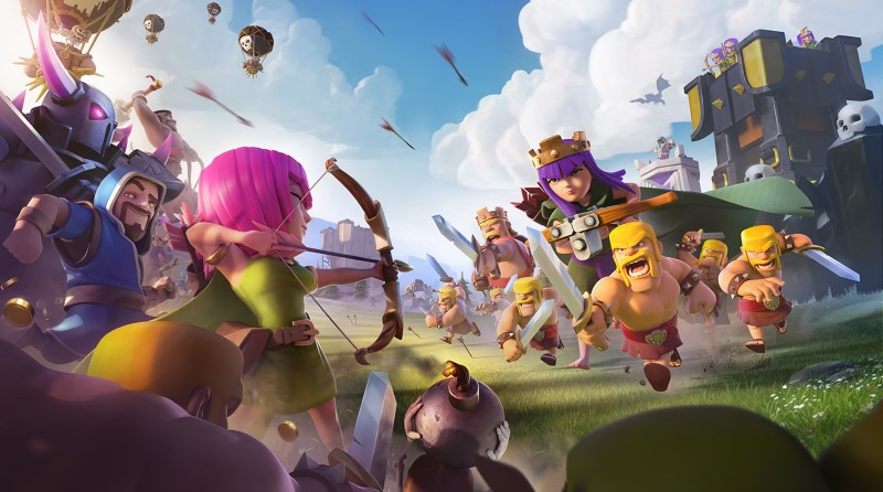 Tencent to Buy Clash of Clans Creator Supercell