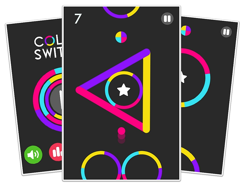 This Popular Game About Colours Was Made By a Colourblind Man