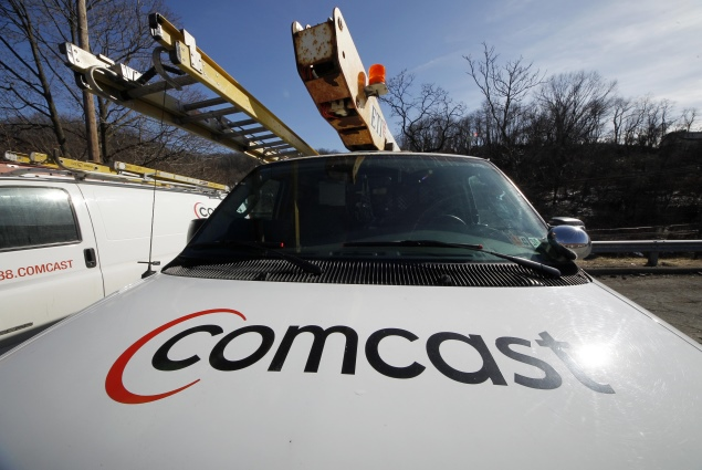 Comcast and Time Warner Cable announce $45 billion merger