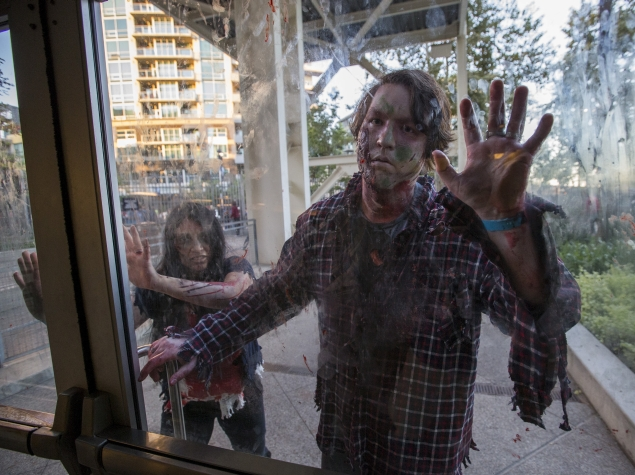 From Superheroes to Space Aliens to Zombies, Comic-Con 2015 Had It All