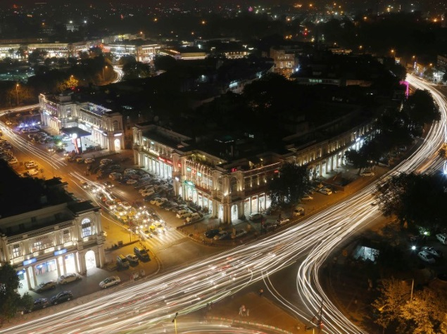Public Wi-Fi Launched in Delhi's Connaught Place