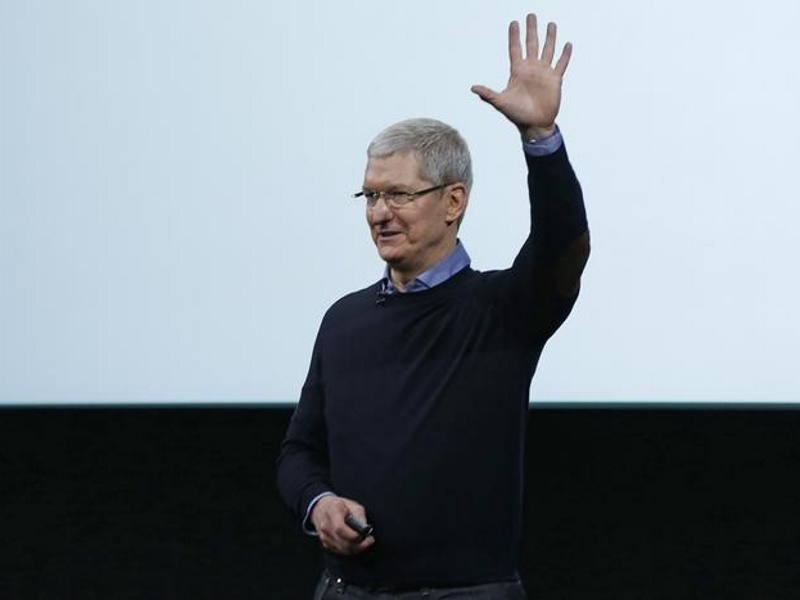 Apple CEO Tim Cook Said to Unveil Maps Centre on India Trip