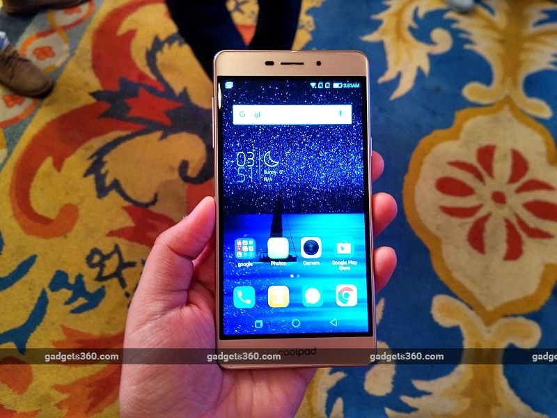 Coolpad Says Handsets Prices Could Go Up by 7-8 Percent in GST Regime