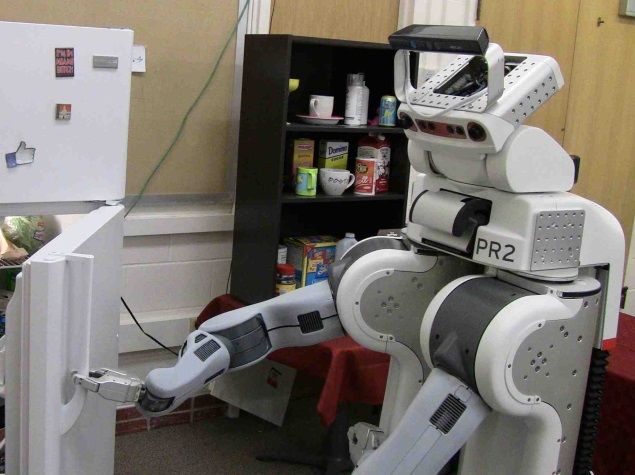 New Robot Can Be Programmed With Natural Language Commands
