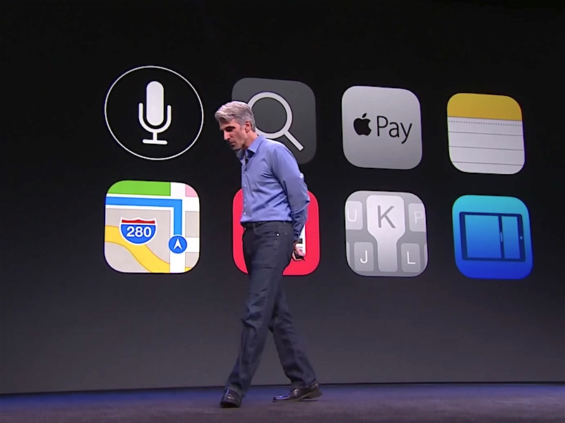 Apple SVP Craig Federighi Calls FBI's iPhone Demands 'Disappointing'