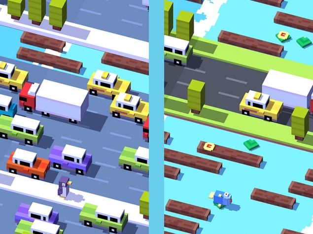 Tracing the Journey From Flappy Bird to Crossy Road