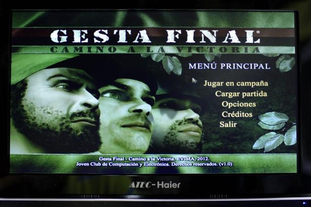 'Che' Guevara and Fidel Castro inspire Cuban revolution game Gesta Final