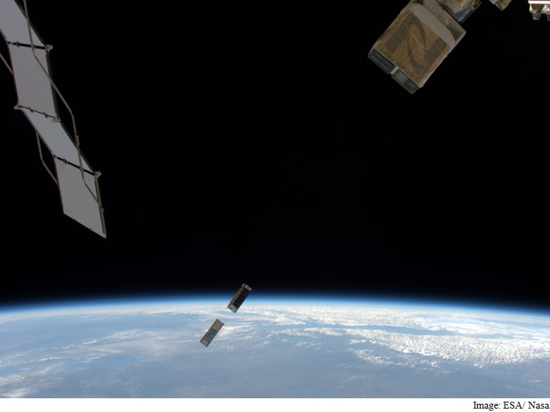 Nasa Deploys CubeSat to Study Sun's Soft X-Rays