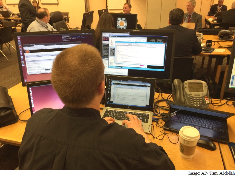 US Cyber-Security Experts Test Skills in Exercise Meant to Stop Attacks