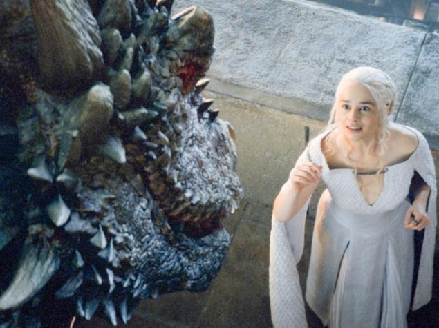 Game of Thrones Season 5 Episode 9 Recap - Enter the Dragon