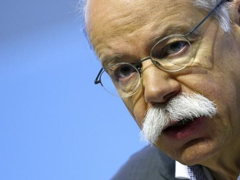 Daimler CEO Says 'Here' Digital Mapping Consortium in Expansion Talks