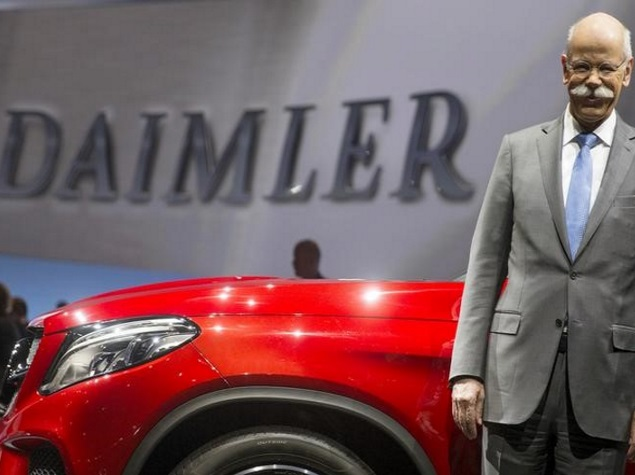 Daimler Says Hacking Concerns Driving Nokia Here Maps Bid