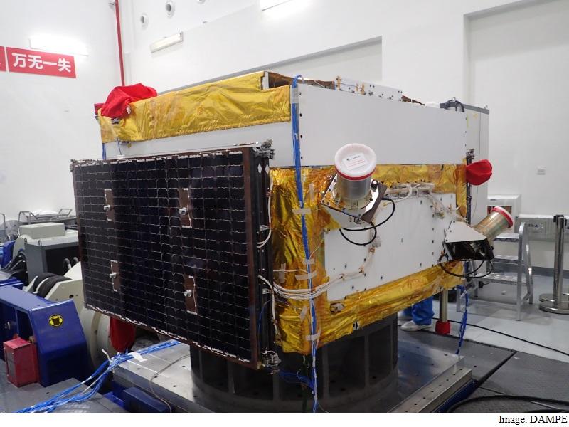 China's First Dark Matter Satellite Concludes In-Orbit Testing