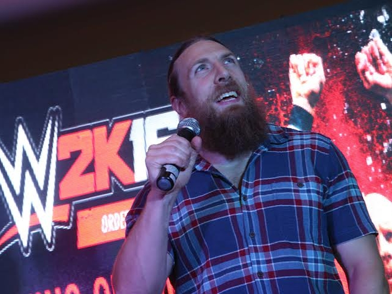 WWE Superstar Daniel Bryan: 'Watching People Play As Me Was [Like] Being A Creepy Puppet'