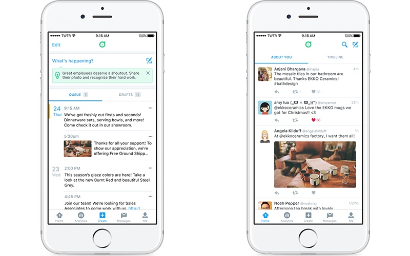Twitter Dashboard App to Help Small, Medium Businesses Connect With Customers