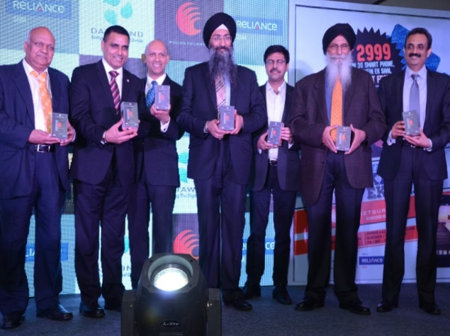 Datawind PocketSurfer Smartphones Launched With 1-Year Free Internet via RCom