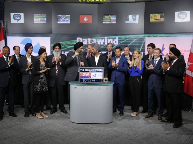 Aakash-Maker Datawind Raises Rs. 168 Crore via IPO, Lists Shares in Toronto
