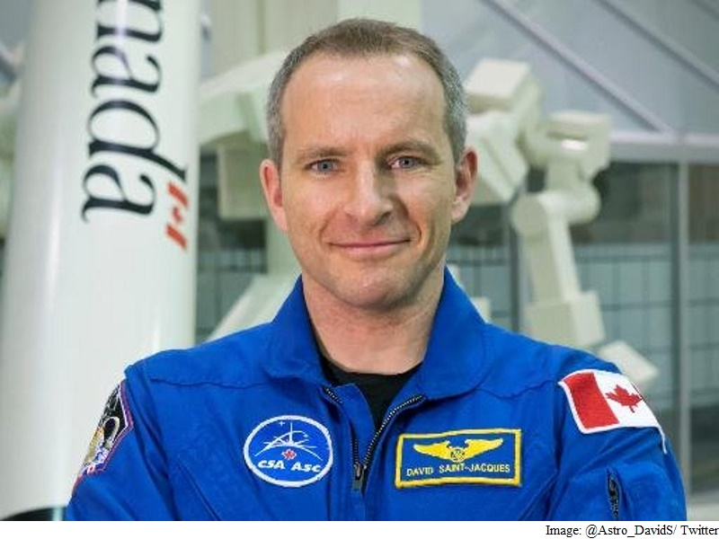 Canadian Astronaut David Saint-Jacques to Join ISS in 2018