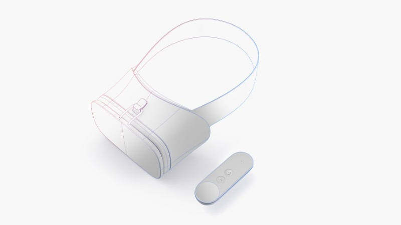 Google Unveils Daydream VR Ecosystem; Announces Headset and Controller at I/O