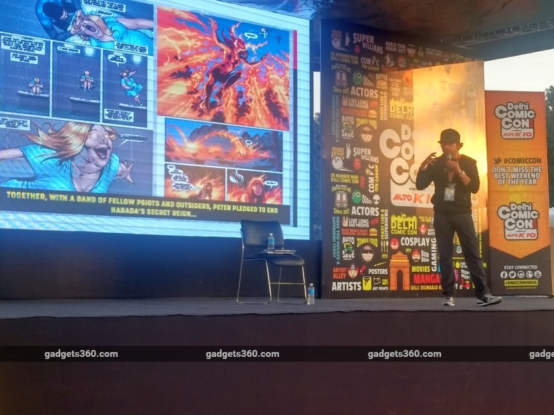 Gawkers, Geeks, and General Fun at Delhi Comic Con