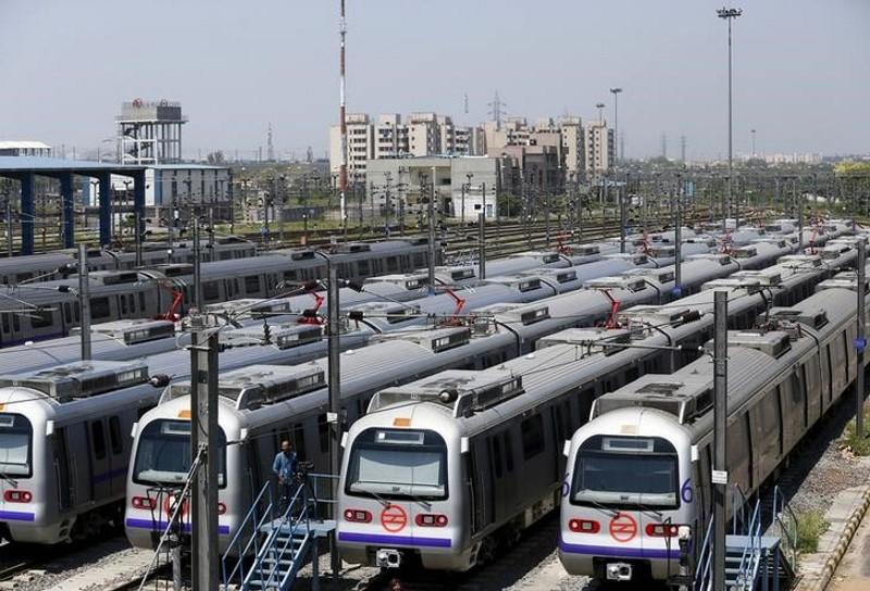 Trial Run of Delhi Metro's New 'Driverless' Train Begins