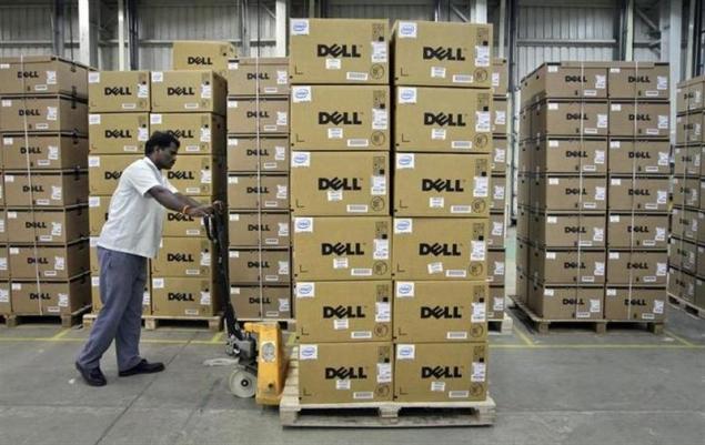 Michael Dell spoke with Blackstone during 'go-shop': Report