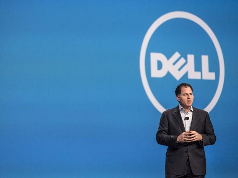 Michael Dell Sees Consolidation Among PC Makers in Next Few Years
