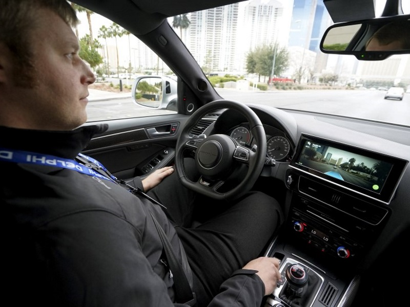 Automakers Strike Back at Silicon Valley Disruptors at CES 2016