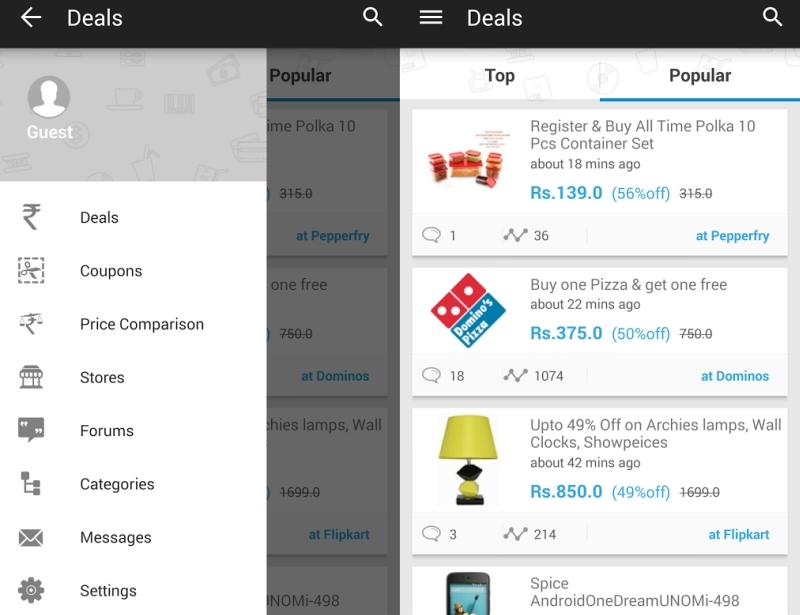 DesiDime Deals and Coupons App Review: More Than Just Deals