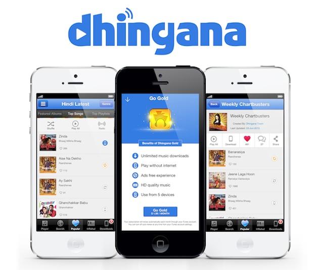 Dhingana online music streaming service shuts down