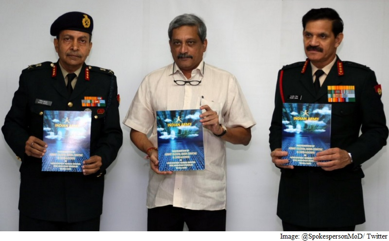 Indian Army Launches Encrypted Cloud, Digital Locker Initiatives
