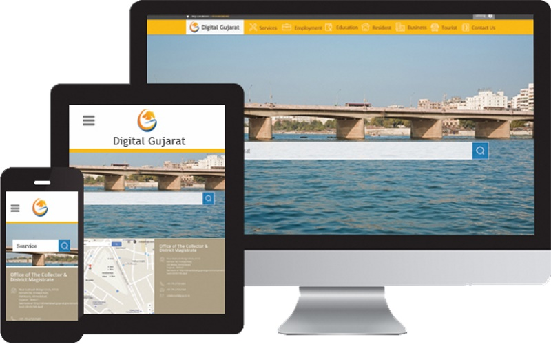 'Digital Gujarat' App to Offer Government Services