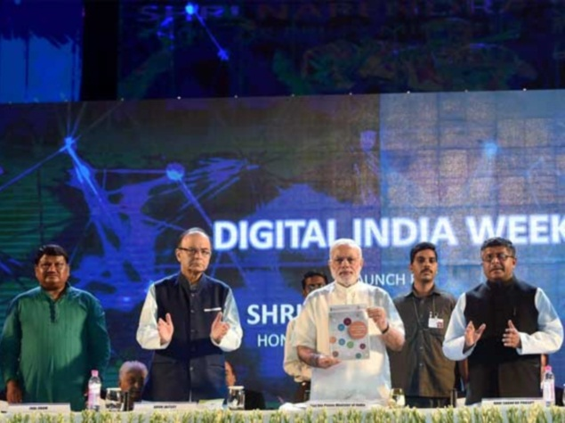 Jammu and Kashmir Constitutes Committees to Oversee Digital India Implementation