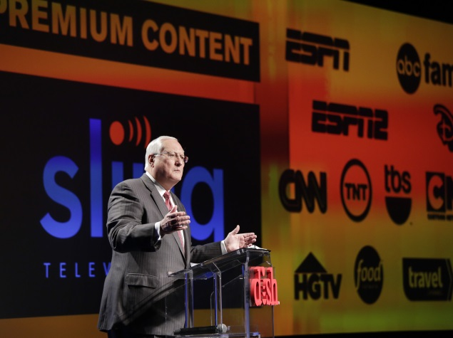 CES 2015: New Internet Television Services, New TV Sets Launched