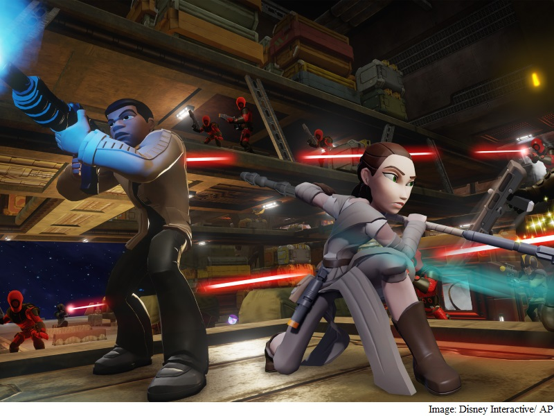 How 'The Force' Is Invading 'Disney Infinity' Game Series