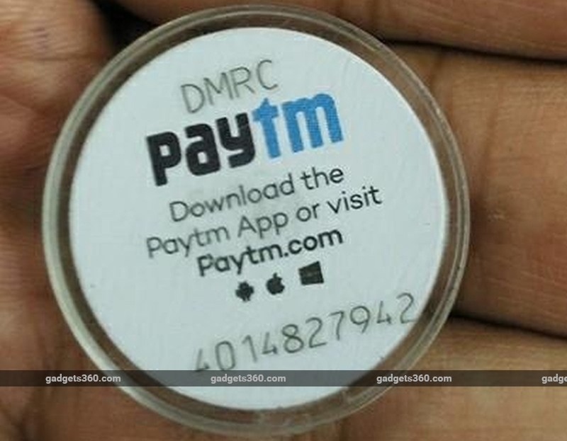 Soon, Pay for Delhi Metro Rides With Paytm Wallet