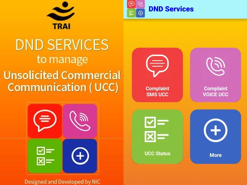Trai Launches DND Services App to Register Pesky Call Complaints