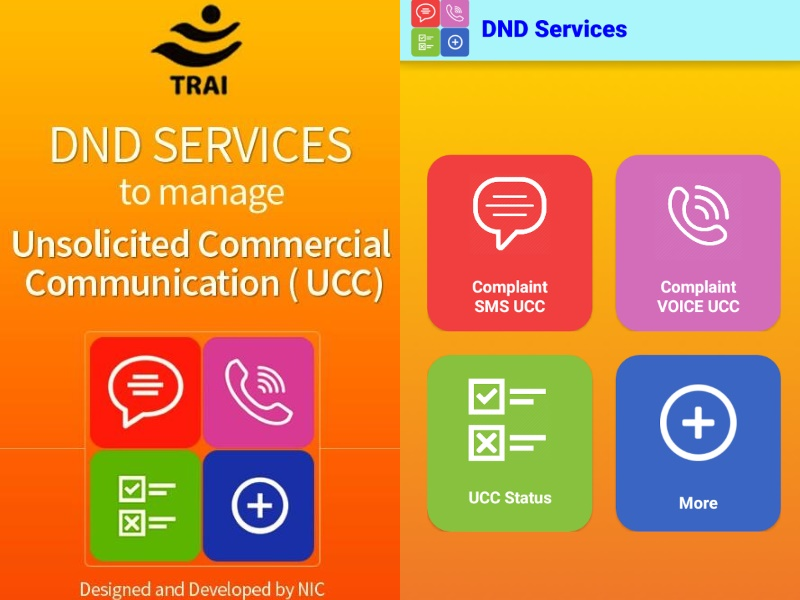 Trai Launches DND Services App to Register Pesky Call Complaints