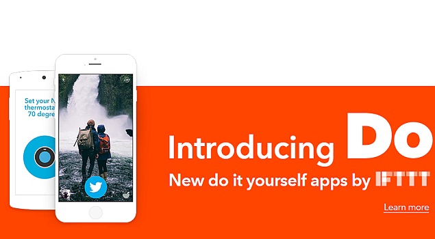 IFTTT Rebrands App; Launches 3 New Do Apps for Android and iOS