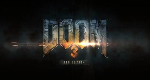 Doom 3: BFG edition to release on October 16