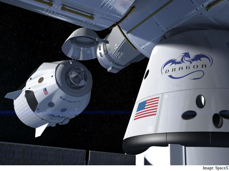 SpaceX Wins Second Nasa Contract to Take Astronauts to ISS