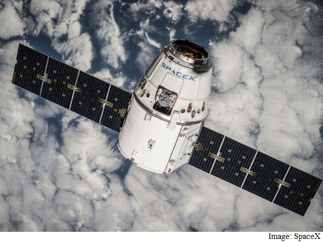 SpaceX Cargo Ship Reaches International Space Station