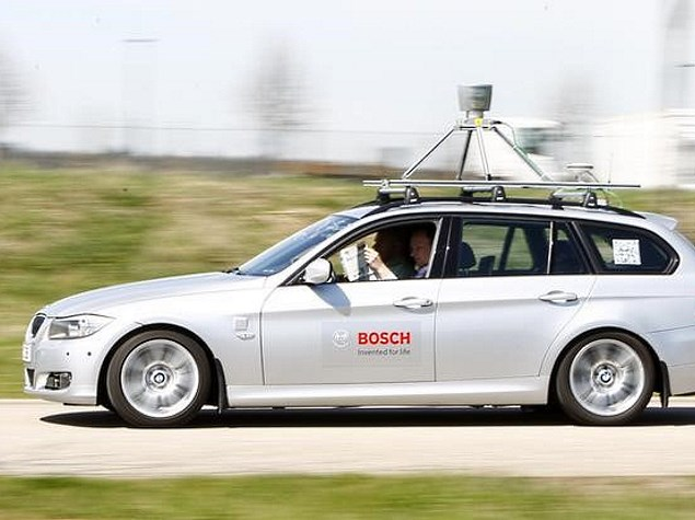 Testing of Software Adds to Urgency in Race for Driverless Cars