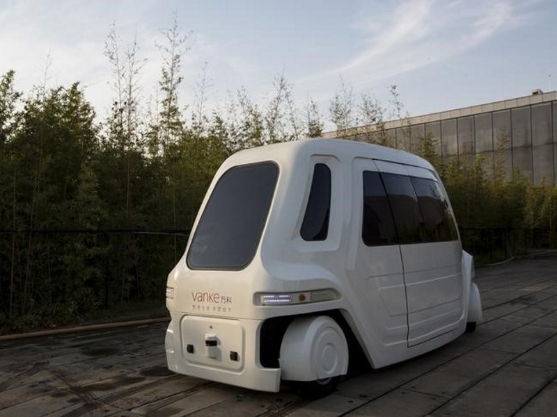 Automakers, Not Silicon Valley, Lead in Driverless Car Patents: Study