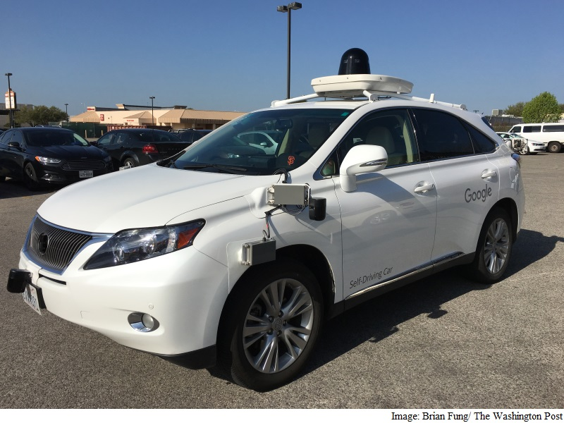 I Rode in Google's Self-Driving Car. This Is What Impressed Me the Most.