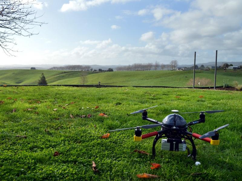 Drones Getting in the Way of Emergency Responders