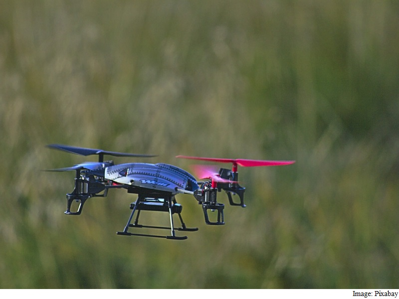 Drone Policing in US Seen as 'Wild West'