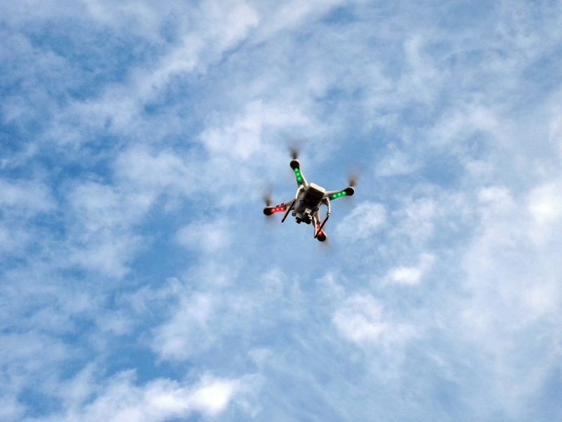 Drone Draft Regulations Released, Include Civil and Commercial Use