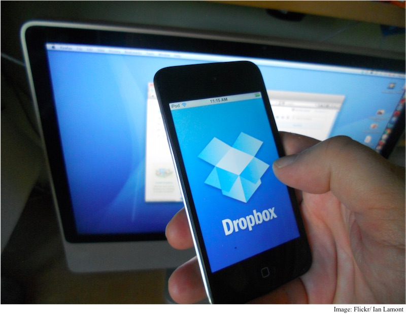 Dropbox Makes It Easier to Share Files With Team, Manage Work and Personal Accounts